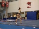 Michelle Stout - Floor Routine