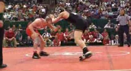 F 130 D1 Seth Horner, Massillon Perry v Brad Squire, Wadsworth