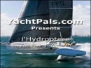 l'Hydroptere Fastest Sailing Yacht in the World