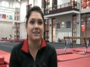 Courtney McCool's Most Memorable GymDog Moment