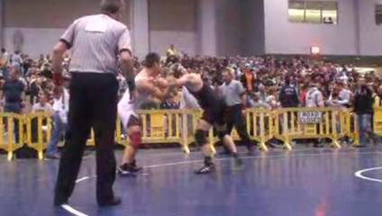 Tyler Johnson (ND) v Jacob Salazar (UT)