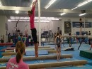 Workout Wednesday: Beam with Nastia Liukin