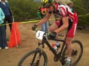 Kat racing the Tierra Torture STXC
