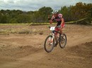 Macky racing the Pro STXC