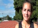 Laurynne Chetelat frosh year at Stanford