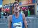 David Torrence Champ Post Race- USATF Mile Road Championships.