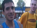 David Torrence Big Time Post Race- USATF Mile Road Championships.
