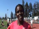 Sally Kipyego Harry Jerome Track Classic (1500 1st)
