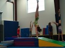 Uneven Bars Shoulder Endurance Exercises
