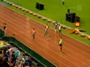Usain Bolt runs 19.59 in Lausanne
