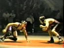135lbs Eric Larkin (AZ) vs Luke Moffit (IA) - 1998 Dream Team vs Iowa Dual