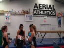 Workout Wednesday at Aerial Athletics