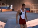 Steven Legendre and Jake Dalton World Championships Workout