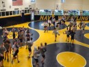 Navy Wrestling Workout