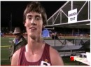 Chase Braxmeyer (8th in 4A 3200 @ WA State Meet)