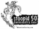 Stoopid 50 - Jeff Schalk (Trek Bikes) riding Indian to Brush Ridge Trail
