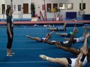 Pre-US Championships Workout Wednesday with the Texas Dreams Elites