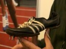 The Story of Tyson Gay's Spikes