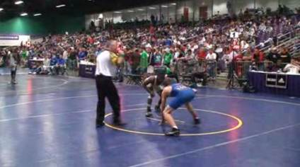 Ryan Medved  GA def 4-3 Lawrence White NC