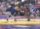 96kg Daniel Cormier vs Nick Fekete 2008 US Nationals Finals