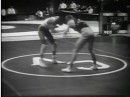 115 lb Gray Simons (Lock Haven) v Isadore Ramos (SIU-Carbondale) 1962 NCAAs