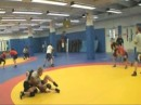 "US Olympic Women ""High Intensity Workout"""
