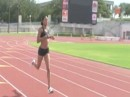 Sanya Richards Workout