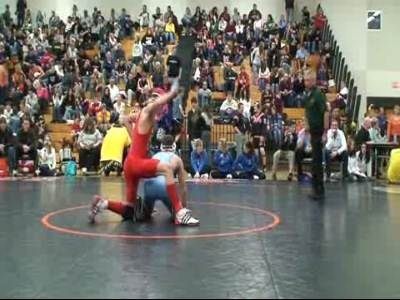 Chris Senner (Hartland Arrowhead) v Jordy Schmitz (Mineral Point, WI)