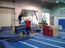 Houston Gymnastics Club Workout