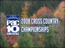 Women's 6k Race Pac-10 XC Championships 2008 (Washington Sweep)