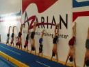 Azarian's Gymnastics Cardio Workout