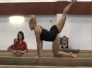 Alabama Beam Intrasquad - Alyssa Chapman