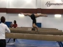 Alabama Beam Intrasquad - Brittany Magee