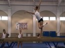 Auburn Beam Intrasquad - Laura Lane