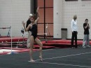 Gym Dog Floor Intrasquad - Courtney Kupets